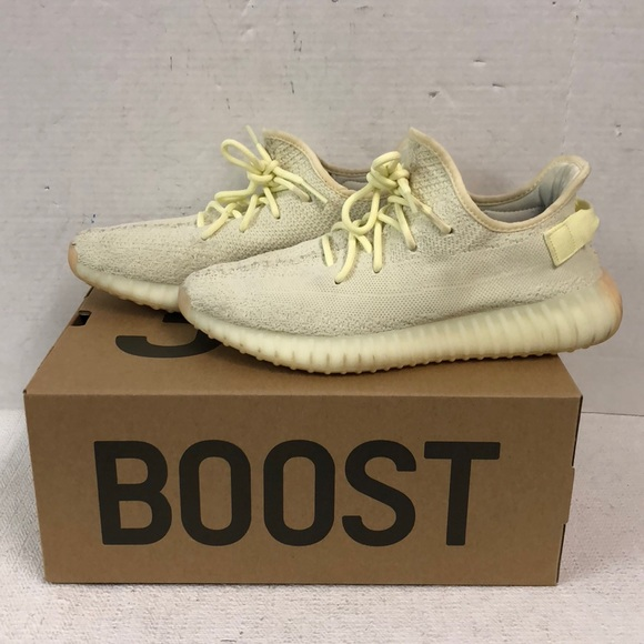 new style 5e902 ebec5 Adidas Yeezy 350 Butter Men's Size 9.5
